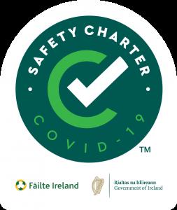 Failte Ireland Safety Charter Covid 19